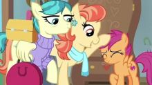 'My Little Pony' cartoon praised for introducing lesbian couple — but some critics call it 'sick'