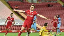 Super sub Jota sends Liverpool top of the Premier League