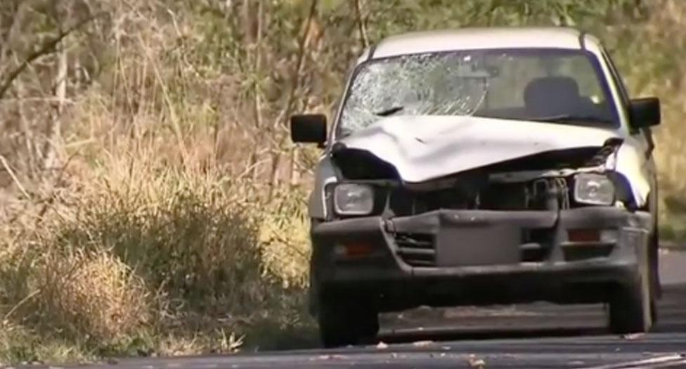Man critically injured after being struck by car while jogging