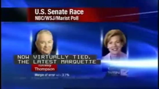 U.S. Senate race takes on negative tone