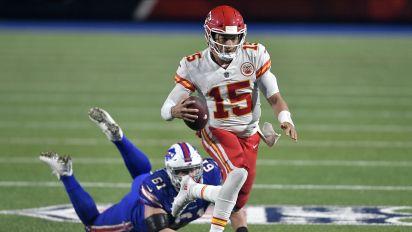 Kansas City Chiefs stifle Buffalo Bills to secure win