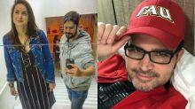 Luciano Camargo é acusado de machismo ao comentar foto do casal Mari Palma e Phelipe Siani