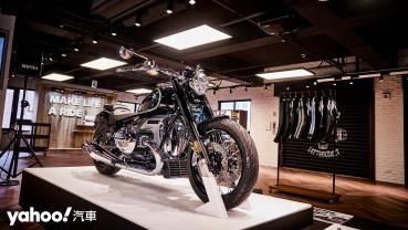 展現德意志二輪氣勢!BMW Motorrad全新台北意德旗艦展示中心正式開幕!