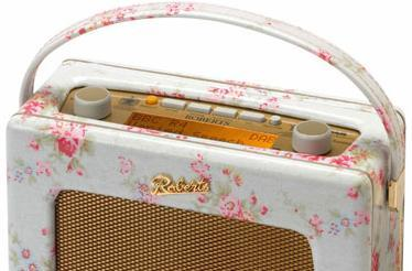 Cath Kidston partners with Roberts on flowery DAB radio