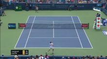 TÊNIS: ATP Cincinnati: Goffin vence Gasquet (6-3, 6-4) - melhores lances