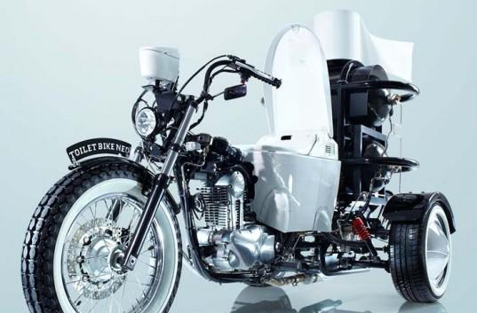 Inhabitat's Week in Green: go-kart made of Lego bricks, TOTO toilet bike and the launch of 'Willow Glass'