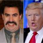 Trump Lashes Out At 'Borat' Creator Sacha Baron Cohen: 'He's A Creep'