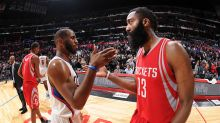 Chris Paul might be James Harden's Kevin Durant