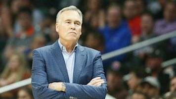 Rockets are cleaning house around D'Antoni