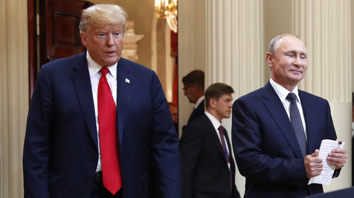 Moscow open to Putin visiting Washington