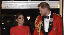 Après avoir commenté l'élection américaine, Meghan et Harry étrillés par la presse britannique