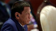 Philippines' Duterte tells citizens not to fear anti-terror bill