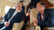 Plane carrying Iran scientist jailed in US has taken off: Zarif