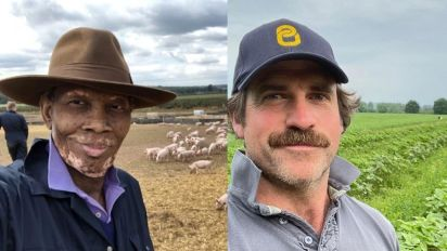 British farmers are becoming Instagram stars – gathering thousands of devoted fans