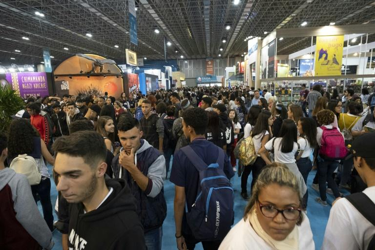Organizers of the Rio book fair appealed to the supreme court amid worries about censorship and discrimination