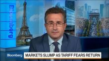 Generali Says Trade War 'Number One' Global Growth Risk