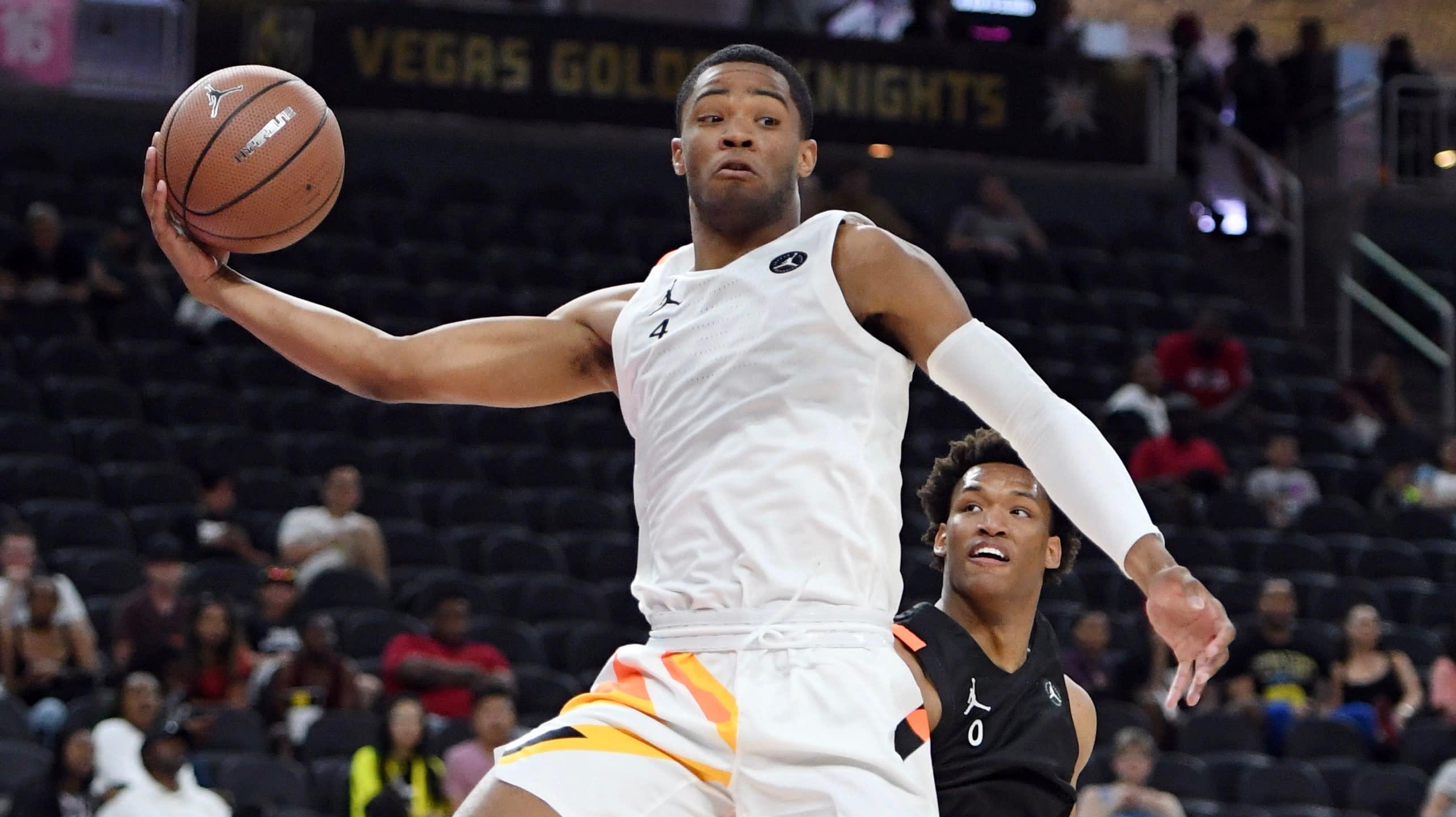 Duke says incoming freshman jumps higher than Zion Williamson