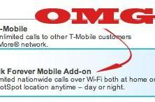 T-Mobile's HotSpot @Home Talk Forever: same service, lower price
