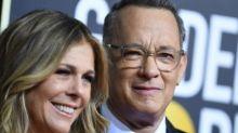 Tom Hanks and wife Rita Wilson test positive for coronavirus in Australia