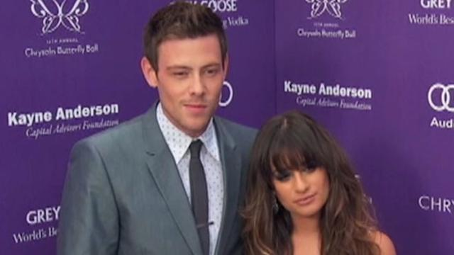 Monteith's Last Words to 'Glee' Co-Creator: 'I Want to Get Better'