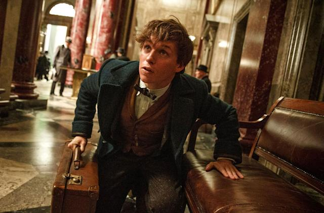 Conjure spells on your phone to prepare for 'Fantastic Beasts'