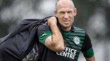 Foot - Amical - Amical : Arjen Robben buteur avec Groningue, 18 ans après