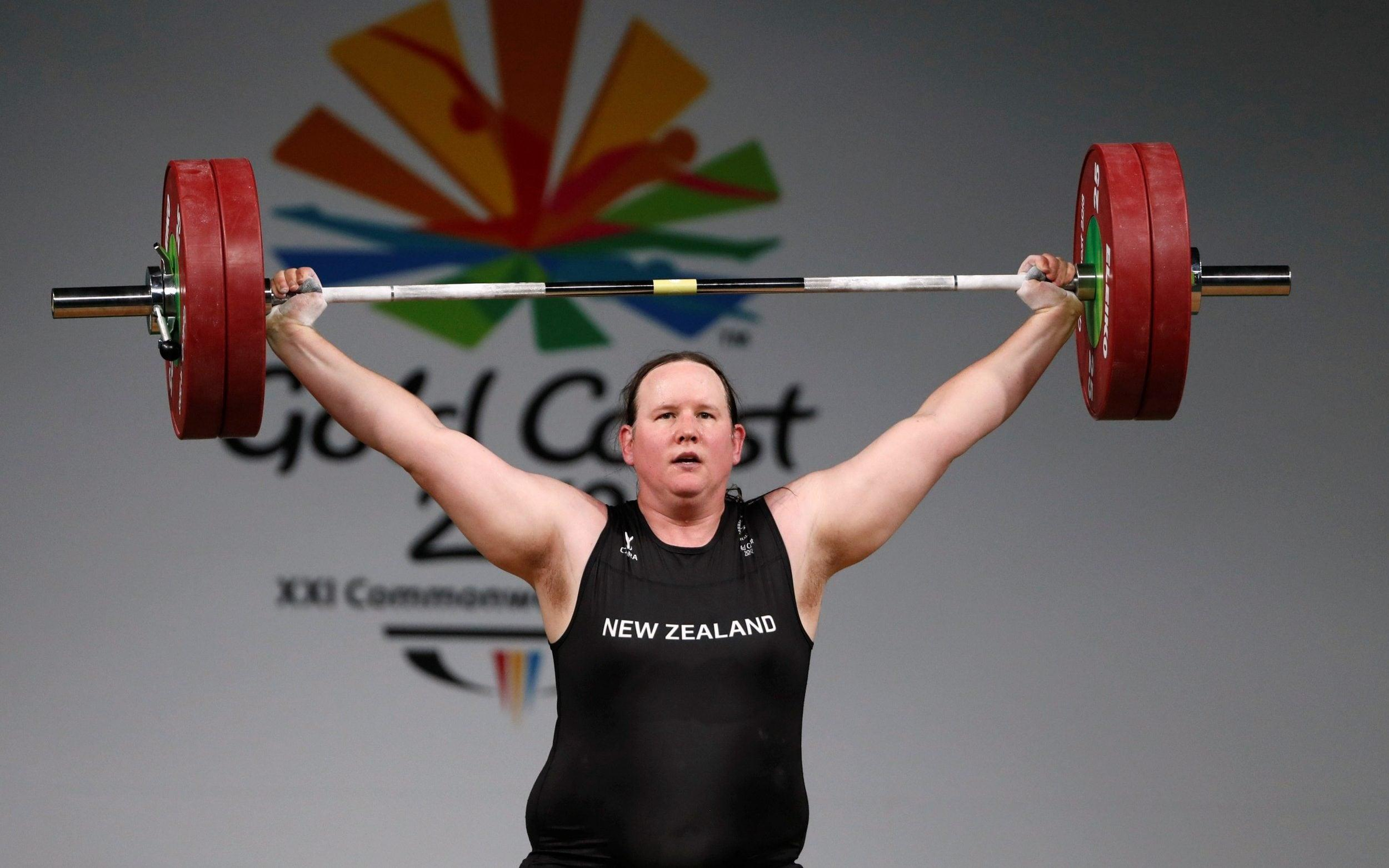 Top Olympic advisor reveals concerns over trans women competing in female weightlifting
