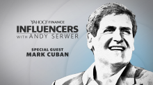 Mark Cuban joins Influencers with Andy Serwer