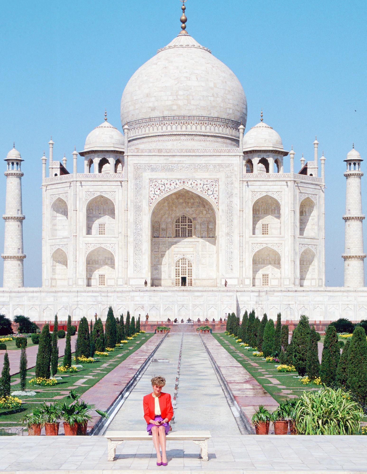 kate middleton prince william might re create princess diana s kate middleton prince william might re create princess diana s famous taj mahal photo during trip to