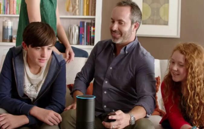 Amazon Echo soll das neue Festnetz werden