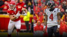DraftKings Week 1 Thursday Night Showdown: Picks, advice for Chiefs vs. Texans NFL DFS