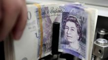 Sterling stuck near five-month lows as Johnson cements lead in race to become PM