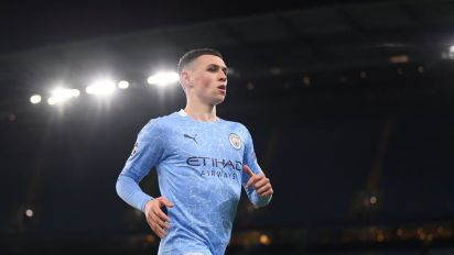 Manchester City's Phil Foden fumes after social media gaffe involving PSG's Kylian Mbappe deleted