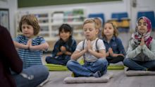 Inside a Mindfulness Class for Toddlers