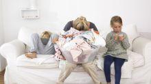 Esta es la cantidad de hijos que más estresaría a las madres, según una encuesta