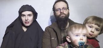 New ordeal for family rescued from Taliban