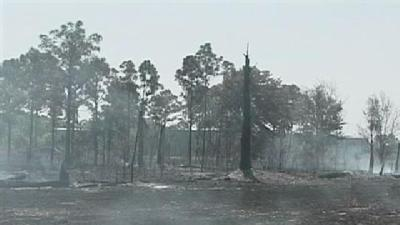 Fire Danger Index 'Very High' In Indian River County