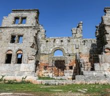 In war-torn Syria, an ancestor of Notre-Dame still stands