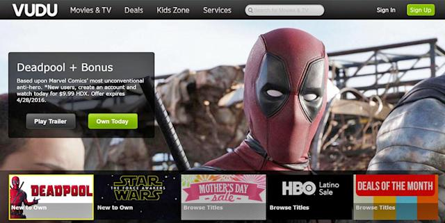 Vudu's latest iPad app finally has picture-in-picture