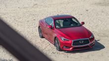 Driving and Debating Infiniti's 400-hp Q60 Red Sport 400