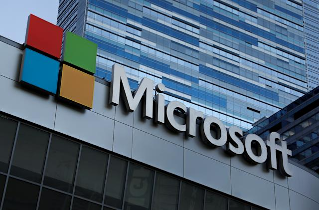 What did the pandemic mean for Microsoft? A 44 percent jump in profits.