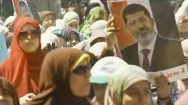 Egypt: Some want peace, some will fight to death