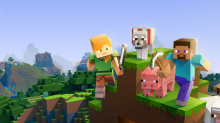 'Minecraft' Mobile Just Had Its Best Year Yet