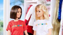 Barbie usa as redes sociais para mostrar apoio aos direitos LGBTs