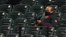 Giants' Farhan Zaidi explains coronavirus impact on MLB player evaluation