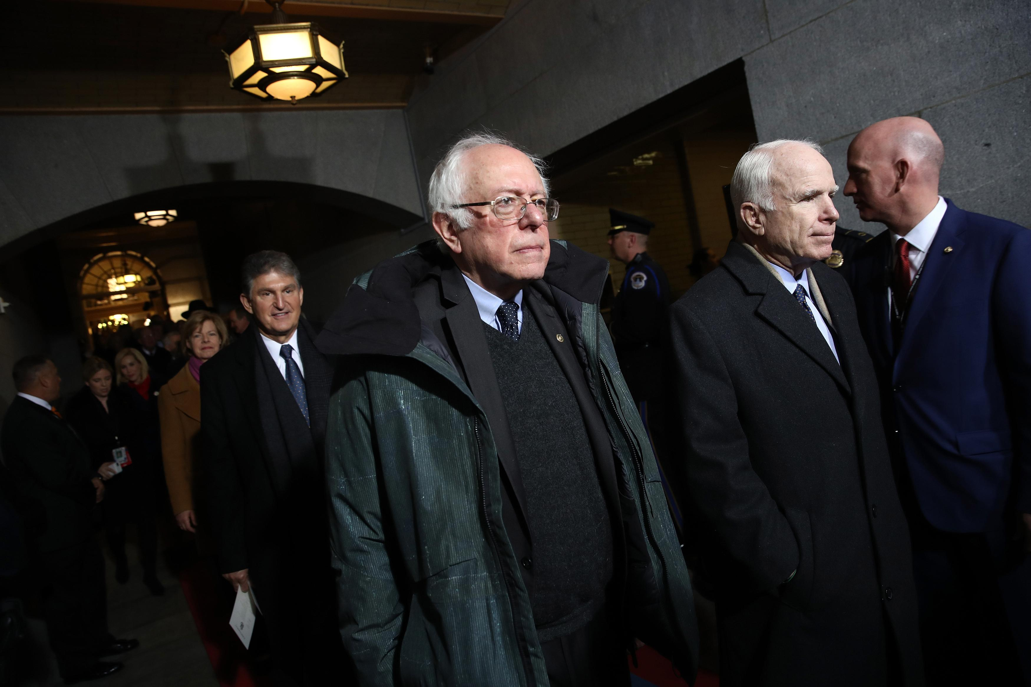 Bernie Sanders will Face Donald Trump in 2020 Election, Democrats Say