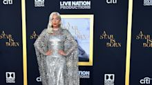 Lady Gaga Looked Like the Queen That She Is at the A Star Is Born Premiere