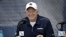Jerry Jones: Sports betting will increase value of NFL TV rights by 50%