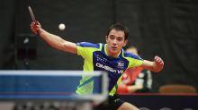 Hugo Calderano completa dois anos no top 10 do ranking mundial