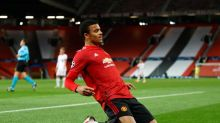 Mason Greenwood dedicates Champions League goal to Jeremy Wisten after Man City youngster's tragic death